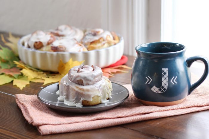 Because Cinnamon Rolls Make Everything Better