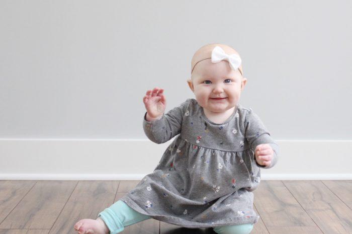 Sadie Mae: 8 Months