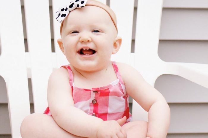 Sadie Mae: 11 Months