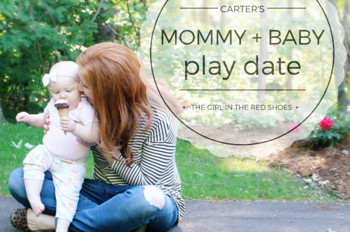 Mommy + Baby Play Date