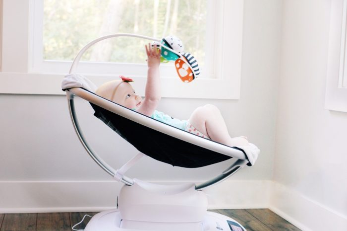 Being a Mom, the Second Time Around Featuring mamaRoo Infant Seat