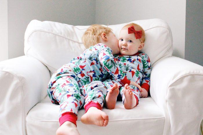 Christmas Pajama Party!