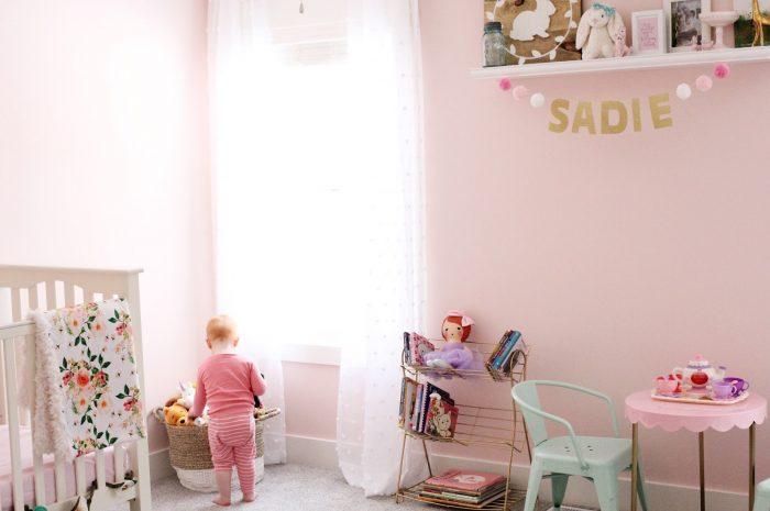 Sadie Room Tour