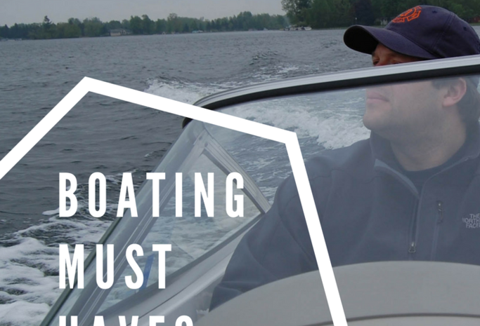 Boating Must Haves
