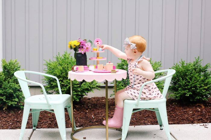 Girls Just Want to have Tea Parties!