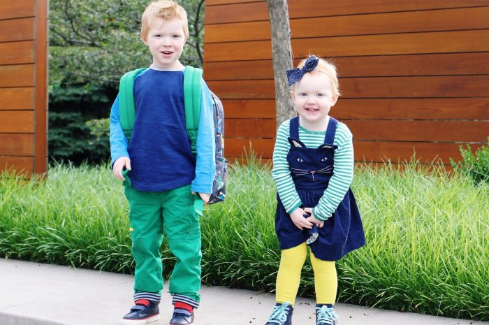 Back to School Style and Mini Boden Giveaway