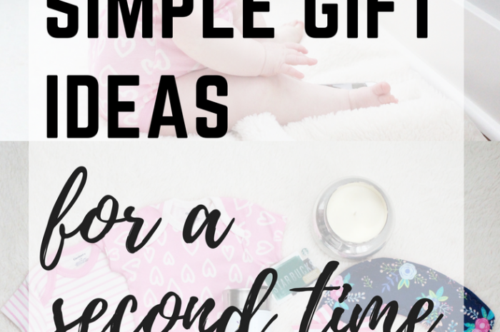Simple Gift Ideas for a Second Time Mom