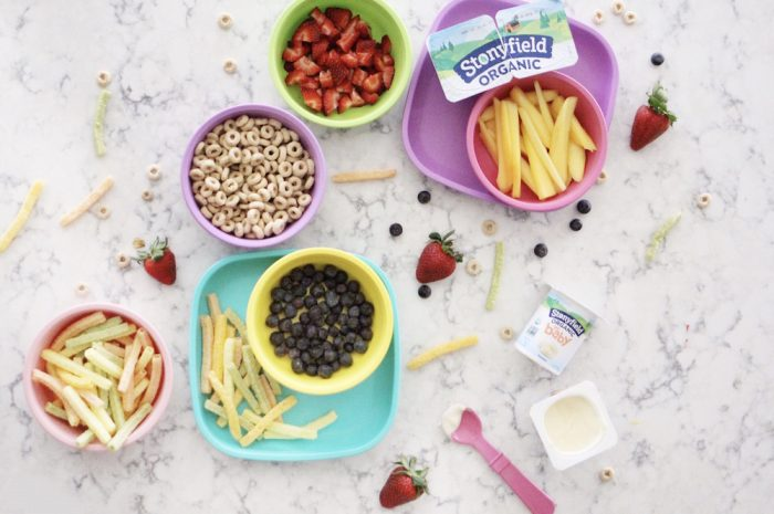 Healthy Snack Ideas for Baby