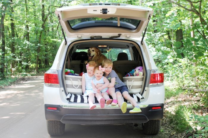 Car Essentials for Traveling with Kids