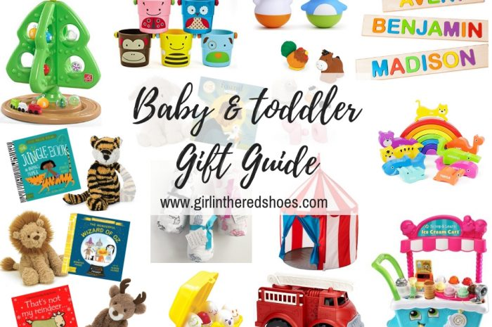Baby and Toddler Gift Guide