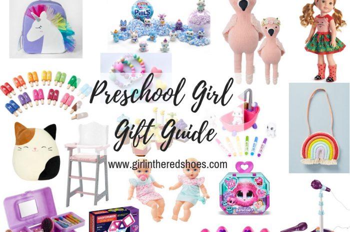 Preschool Girl Gift Guide