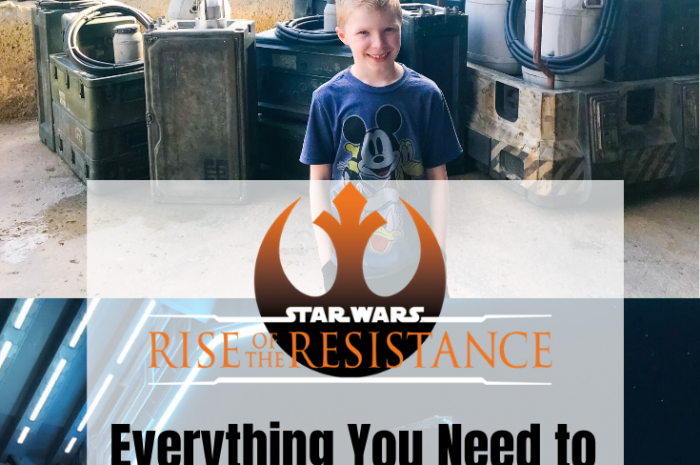 Rise of the Resistance at Disneyland: Everything You Need to Know