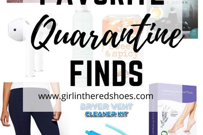 Favorite Quarantine Finds