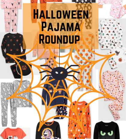 Halloween Pajama Roundup